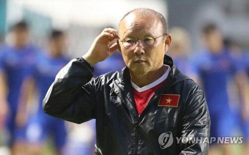 박항서호가 우선, 베트남 프로축구 경기 일정 대폭 변경